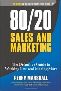 80 20 sales marketing