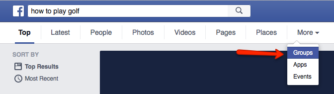facebook-group-search